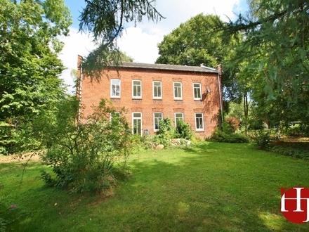 Ein echtes Juwel: geschichtsträchtiges Anwesen, frisch renoviert mit ganz viel Platz!
