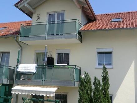 Sonnige und schöne 2-Zimmer Wohnung in Eging am See ab 01.11.20 zu vermieten