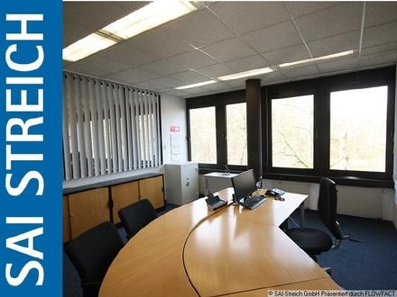 Sehr gut geschnittene und helle Büroräumlichkeiten!