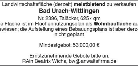 Wohnen in Metzingen (72555)