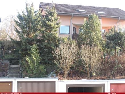 Schöne, am Ortsrand gelegene Doppelhaushälfte in ruhiger Lage!