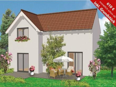 Ausbauhaus inkl. Grundstück im geförderten Wohnungsbau