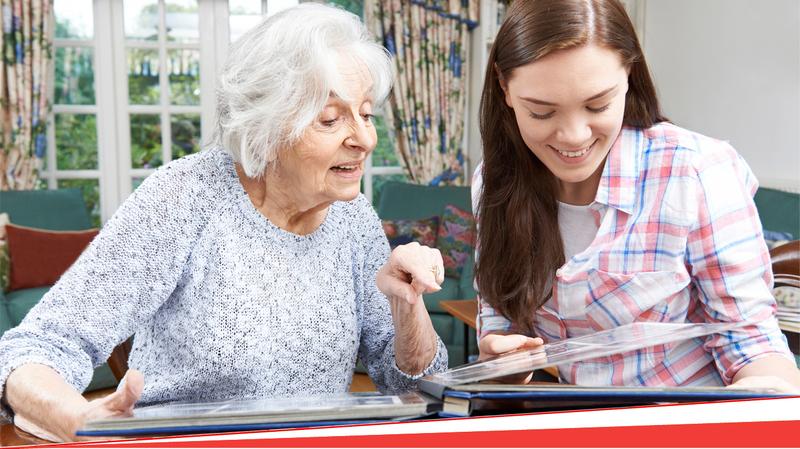 Senioren Unterstützung bei der AWO Karlsruhe