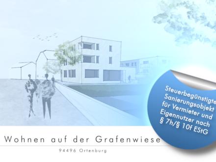 Wohnen auf der Grafenwiese - im Herzen Ortenburgs