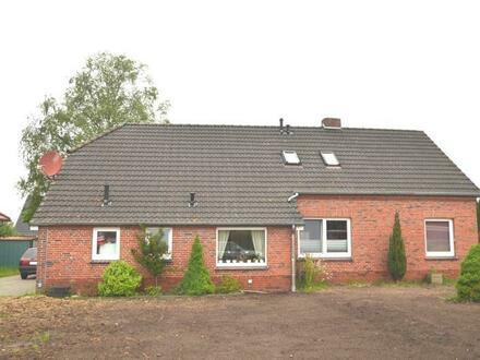 Kapitalanlage in Moormerland - Vermietetes und modernisiertes Zweifamilienhaus