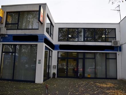 Gewerbeeinheit (Büroräume und KFZ-Werkstatt) in sehr guter Lage von Bremen zu vermieten!