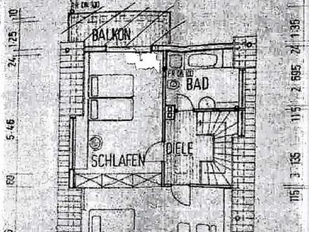 :: 3 1/2 ZKB Maisonette-Wohnung mit Balkon und großer Dachterrasse (M127) ::