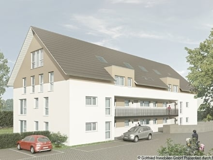 ++Neubauprojekt Altenstadt++ Großzügig geschnittene Wohnung mit Süd-Balkon, Tiefgarage, uvm.
