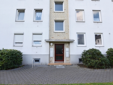 Bremen-Farge: Schöne 3-Zimmer Wohnung mit Balkon! Obj. 5249