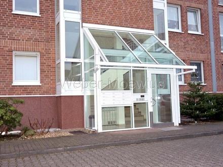 Krankenhausnähe: 85 m² große 3-Zimmer Terrassenwohnung in sehr gepflegter Wohnanlage