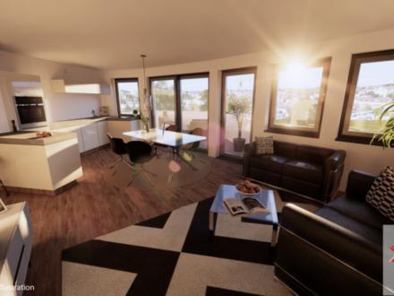 Exklusive 4-Zimmer-Wohnung im Allmendäcker II