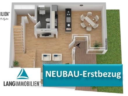++ Träume werden wahr! Kleines NEUBAU-HAUS mit Haus-im-Hof-Charme ganz zentral in Bockenheim ++