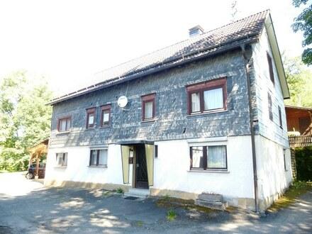Einfamilienhaus in ruhiger Ortsrandlage von Wilnsdorf-Niederdielfen