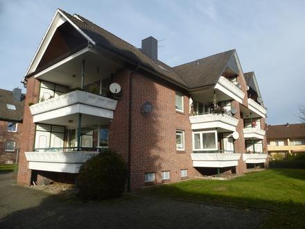 Renovierte Obergeschoss-Wohnung in bester Lage!