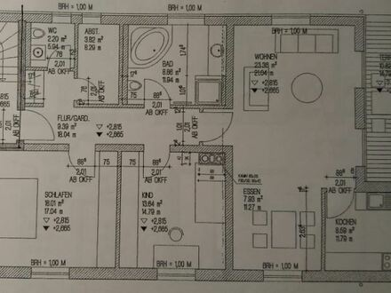 Helle 3-Zimmer-Wohnung in Passau