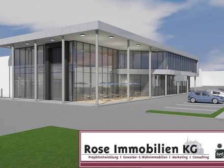 ROSE IMMOBILIEN KG: Exklusive und hochwertige Neubau-Büroflächen