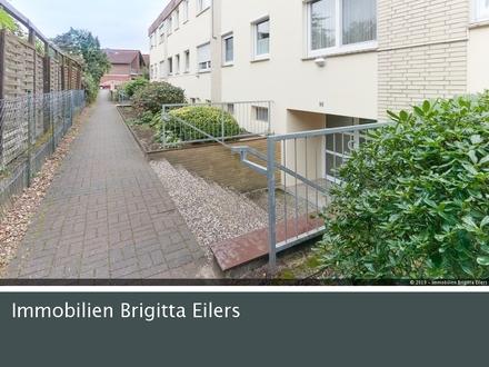 Sonnige, renovierte 4- Zimmer-Wohnung in bester Lage von Verden- Dauelsen!