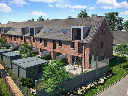 Erstbezug Reihenhaus in HB-Oberneuland, 5 Zimmer, Garten, Garage, Terrasse, Gartengerätehaus