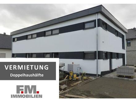 Erstbezug - Doppelhaushälfte in Minden-Häverstädt