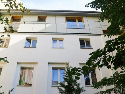 Reines Mehrfamilienhaus mit hohem Potential