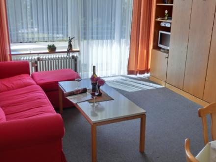 Appartement in Haus Bergland 38 m2