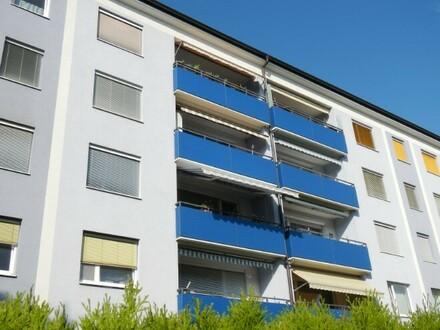 Sanierte 3-Zimmer-Panoramawohnung in Taxham (provisionsfrei!)
