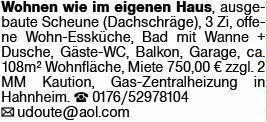 Wohnen in Hahnheim (55278)