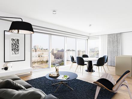 Elegante 2 Zimmer-Wohnung in der Hamburger Altstadt