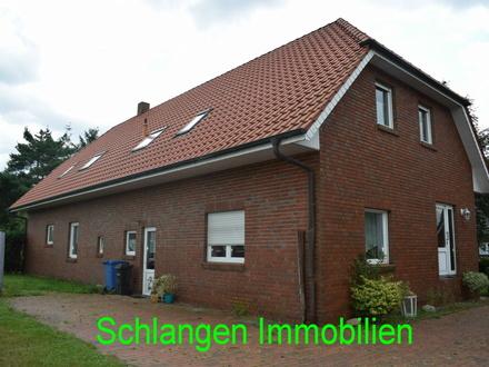 Objekt Nr. 20/920 Alleinlage -- Mehrgenerationenhaus mit Nebengebäuden in Saterland/ Scharrel