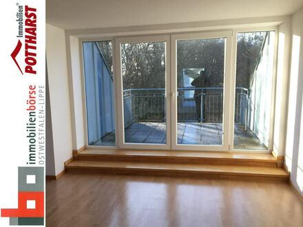 Moderne Mietwohnung im Dachgeschoss!
