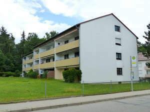 Waldkraiburg, 3 Zimmer ETW im EG mit Terrasse