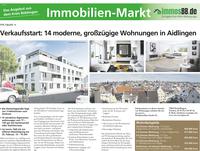 Verkaufsstart: 14 moderne, großzügige Wohnungen in Aidlingen