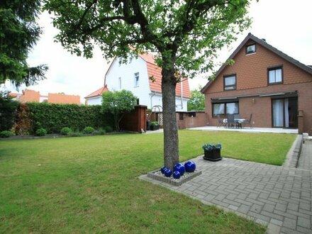 Freistehendes Einfamilienhaus in Braunschweig-Gliesmarode