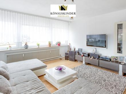 GELEGENHEIT: Gepflegte 4 Zimmerwohnung in Leonberg zur Kapitalanlage