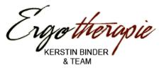 Kerstin Binder Praxis F. Ergotherapie