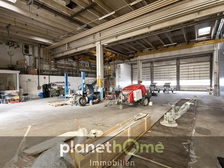 Produktions- und Lagerflächen bis 800 m²