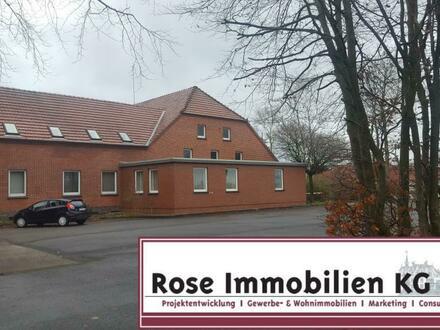 ROSE IMMOBILIEN KG: Büroflächen mit Werkstatt, Lager und Außenflächen in Minden