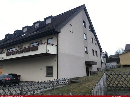 2 Zimmer-Dachgeschosswohnung im Kurort Schömberg
