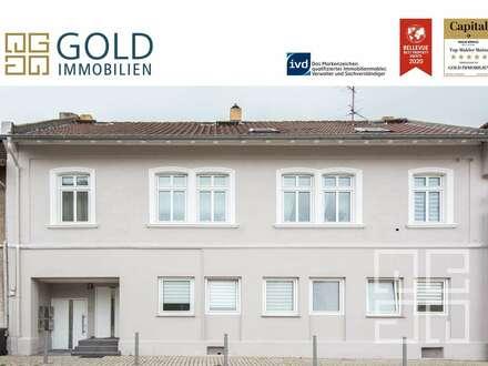 GOLD IMMOBILIEN:Mehrfamilienhaus mit Anbau und viel Potential in Ingelheim
