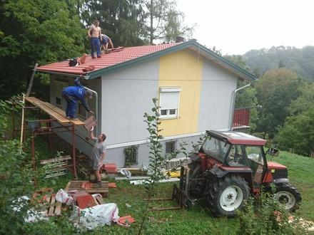 Kleines Haus am Waldrand zu vermieten
