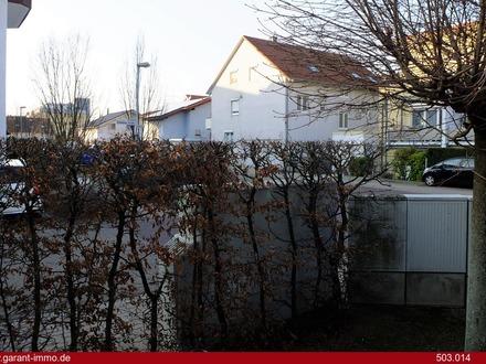 * 2 Zimmer-Wohnung mit Balkon in Eggenstein *