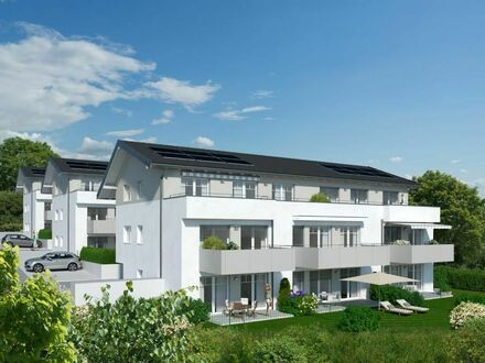 Neue 2-und 3-ZI. Wohnungen in Elixhausen!