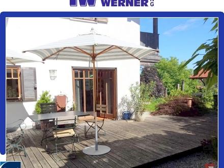 ***Bildschönes, derzeit vermietetes Splitlevel-Einfamilienhaus mit Garage in Flintsbach***