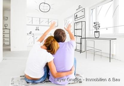 """LAYER IMMOBILIEN """"die erste gemeinsame Wohnung - günstig und gut gelegen"""""""