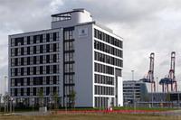 Güterverkehrszentrum (GVZ) JadeWeserPort