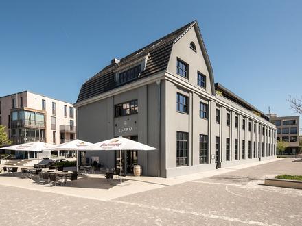 Tolles Restaurant in Tübinger Industriealtbau