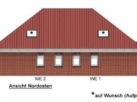 Hier werden Sie gerne wohnen. Doppelhaushälfte in ruhiger Neubausiedlung von Dornum