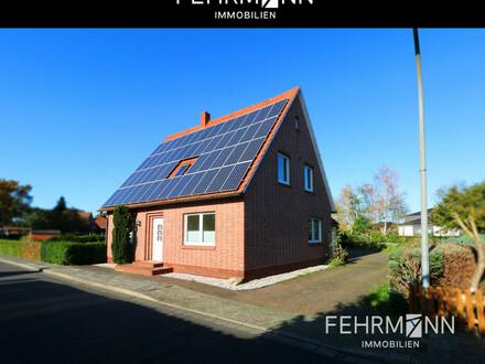 Großzügiges Einfamilienhaus mit Ausbaufläche, inkl. PV-Anlage im nördlichen Emsland