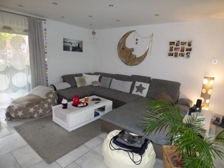 Viel Platz auf zwei Ebenen: helle Maisonettewohnung