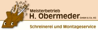 H. Obermeder GmbH & Co. KG Schreinerei u. Montageservice